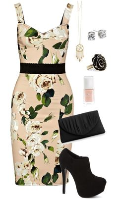 """""""Date Night #13"""" by greenlantress on Polyvore"""