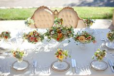 The Places  - Who Needs Flowers for a Wedding? People, Places and Styles…