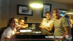 Esta Tarde en Lo de Carlitos Villa del Parque!! Gracias por venir a todos!
