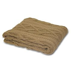 Our soft Aran Mushroom Throw is x Perfect as a sofa throw, bed throw or comfort blanket. Beige Throws, Cable Knit Throw, Sofa Throw, Throw Blankets, Knitted Throws, Knitting Designs, Contemporary Furniture, Cottage Style, Living Room Designs