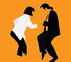 Best Film Posters : Pulp Fiction Dir Quentin Tarantino John Travolta Uma Thurman Samuel L Best Movie Posters, Minimal Movie Posters, Film Posters, Travel Posters, Pulp Fiction, John Travolta, Great Films, Good Movies, Poster Minimalista