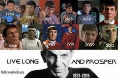 StarTrek: Mr. Spock 1966-2013                                                                                                                                                     More