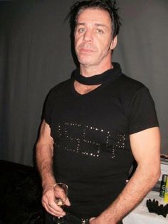 Till Lindemann♡ Can I marry him yet?