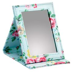 Latimer Rose Stand Up Compact Mirror | Beauty | CathKidston
