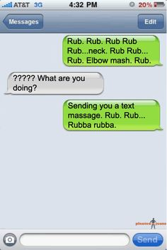 humorous text messages | Funny Text Message (PIC) | Pleated-Jeans.com