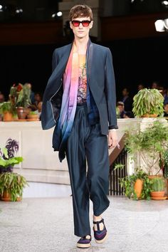 Paul Smith Spring 2015 Mens