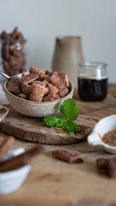 Škoricové cereálie z kvásku - Nelkafood s láskou ku kvásku Ale, Cereal, Breakfast, Sweet, Food, Fitness, Basket, Morning Coffee, Candy