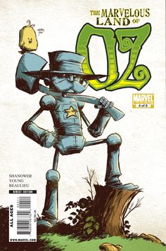 Skottie Young: Oz