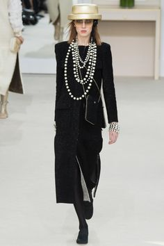 Défilé Chanel Automne-Hiver 2016-2017 55