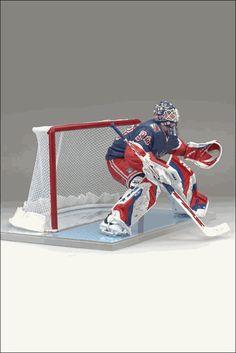 Henrik Lundqvist (New York Rangers) NHL 13 McFarlane
