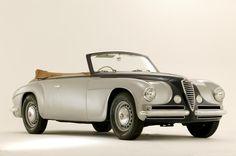 ALFA ROMEO 6C 2500 SS cabriolet Touring (1951) - Gran Turismo