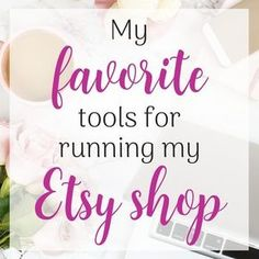 Here are some of the best tools for running an Etsy shop! They can make your shops tasks easier, faster, and more effective overall. business Tools For Running an Etsy Shop Sell On Etsy, My Etsy Shop, Starting An Etsy Business, Craft Business, Business Ideas, Business Help, Creative Business, Business Money, Family Business
