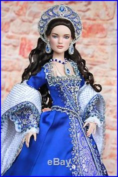 Tonner handmade OOAK historical outfit for dolls with Antoinette, Cami 16 body Barbie Gowns, Barbie Dress, Barbie Clothes, Pretty Dolls, Beautiful Dolls, Barbie Celebrity, Glamour Dolls, Bride Dolls, Victorian Dolls
