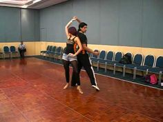This is an intermediate level Bachata Move taught by Juan Ruiz and Pascale Dernocoure at the Sydney Latin festival Plus some shines (pasitos de Bachata) at t...