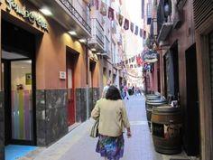 El Tubo, Zaragoza. El tiempo se detiene