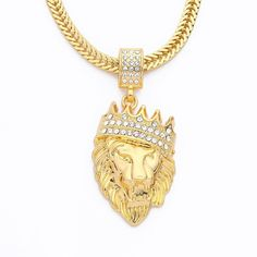 King Lion Necklace