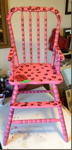 Chair for her room