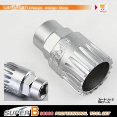 自転車工具 通販で超人気商品 スーパーB [SUPER B]98800に同梱されるカートリッジBBツール 1065 Cartridge Bottom Bracket Tool