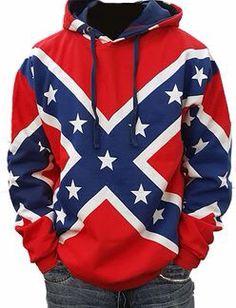 I want this rebel flag sweatshirt