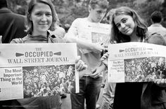 The Occupied Wall Street Journal #OWS