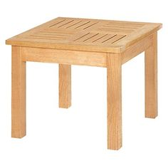 HiTeak Furniture Teak Side Table HiTeak Furniture http://www.amazon.com/dp/B00OMTYC7C/ref=cm_sw_r_pi_dp_2M-ovb1ZJJXKS