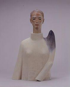 舟越桂の魅力を伝える80年代から現在までの作品、最新作含む『舟越桂 2010』展