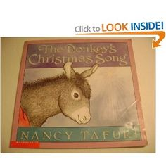 24 Advent Books: The Donkey's Christmas Song
