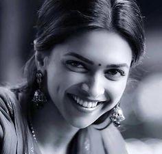 Deepika Padukone. How can someone be this pretty?