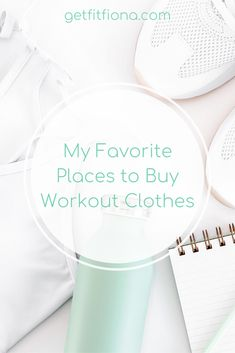 My Favorite Places to Buy Workout Clothes - Get Fit Fiona New Balance Store, Squats And Lunges, Fitness Tips, Fitness Gear, Workout Gear, Workouts, Strength Workout, Get The Job, How To Do Yoga