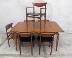 Lane Perception Dining Set Dining Set, Dining Chairs, Lane Furniture, Perception, Modern, Vintage, Home Decor, Dinning Set, Trendy Tree