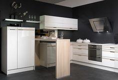 Alno Küchen Kiel moderne küche holz lackiert hochglanz 888 vitus wellmann