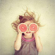 #funny #kid #enfant #children #fun #fille #girl #mode #fashion #fruit #orange