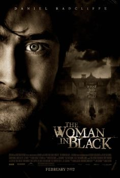 The Woman in Black - suspenseful and creepier than I thought it would be
