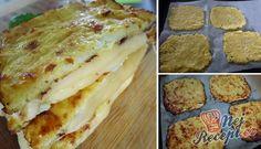 Fantastický v troubě zapečený křupavý sýr bez smažení a klasického trojobalu | NejRecept.cz Lchf, Lasagna, Mashed Potatoes, French Toast, Tacos, Low Carb, Food And Drink, Bread, Cheese