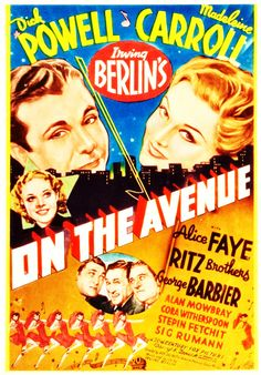 another early all Irving Berlin songfest