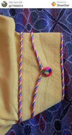 Sleeves Designs For Dresses, Dress Neck Designs, Sleeve Designs, Blouse Designs, Kalamkari Dresses, Salwar Dress, Salwar Designs, Kurti Designs Party Wear, Poncho Design