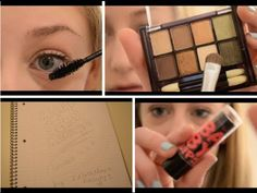 Middle School Makeup Tutorial - YouTube