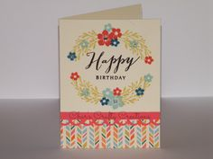CTMH Hopscotch Card by Char's Crafty Creations