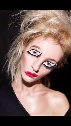 Face Around Muah Kutsan Valeriya Photo Pavel Parshin Model Christine May