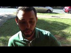 Entrevista com Júlio Carvalho (médium psicógrafo) - REDE AMIGO ESPÍRITA