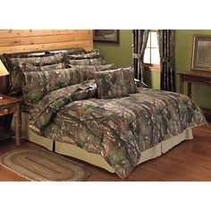 Cabela's Camo E-Z Bed Sets: