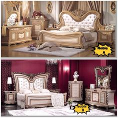 Noble Luxruy Bedroom Collection