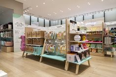 Marie's Baby Circle store by Dalziel-Pow, Hanam – South Korea » Retail Design Blog