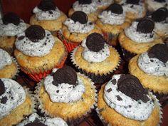 The Daily Smash- Oreo Cupcakes