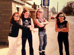Metallica Ireland 1986