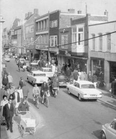 Den Helder Spoorstraat 1967