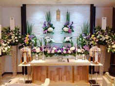 新しい会館 スタイリッシュなご葬儀の形です