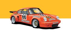 You've never seen these iconic racing cars in so much colour | Classic Driver Magazine