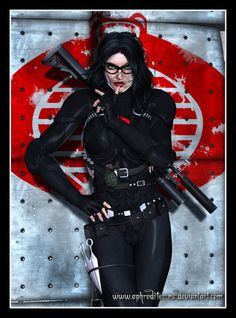 The Baroness by Aphrodite-NS on deviantART