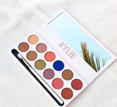 Kylie Royal Peach palette- $45, releasing 1/12
